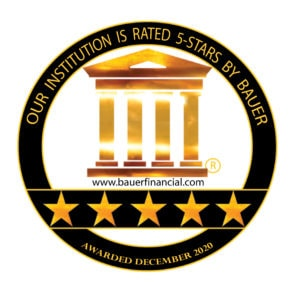 BauerFinancial 5 Stars Dec 2020